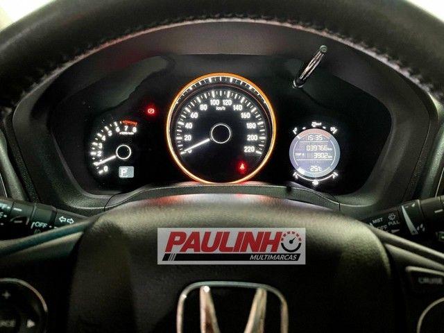 Honda HR-V EX 1.8 CVT 4P - Foto 9
