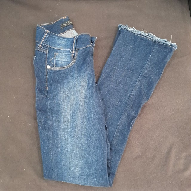 Calça Jeans Flare n36