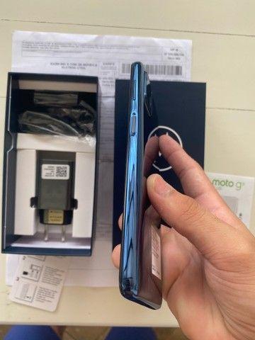 Vendo Moto G9 Plus 128GB- NUNCA USADO- Lacrado- Nota Fiscal- Garantia motorola- Ji parana  - Foto 4