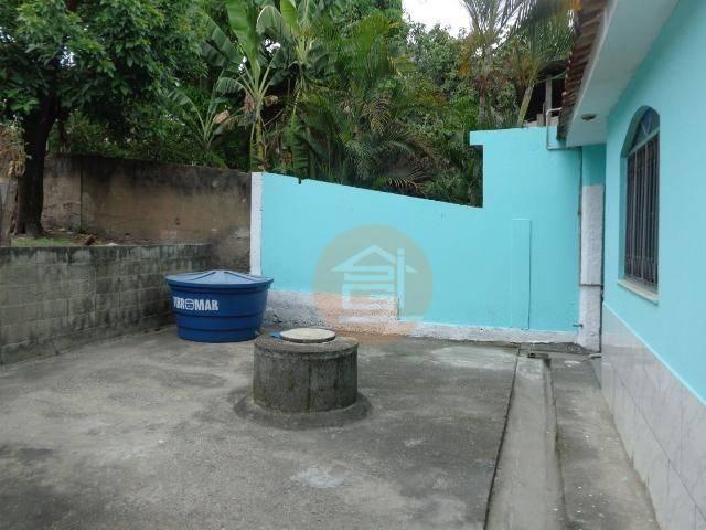 Casa em Nova Cidade - 02 Quartos - Quintal - Garagem - São Gonçalo - RJ. - Foto 18