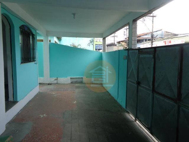Casa em Nova Cidade - 02 Quartos - Quintal - Garagem - São Gonçalo - RJ. - Foto 3