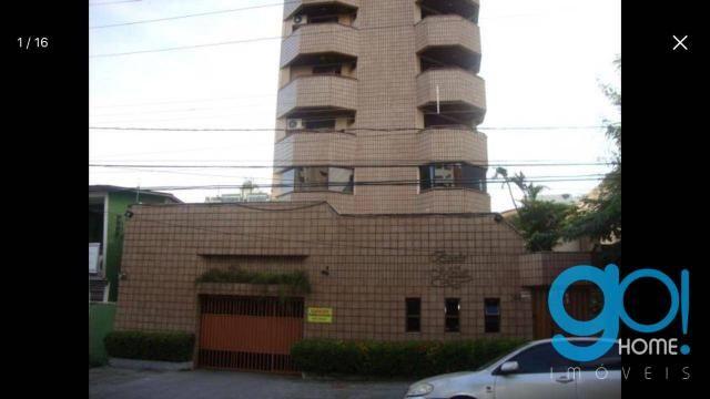 Apartamento com 3 dormitórios à venda, 140 m² por R$ 550.000,00 - Batista Campos - Belém/P - Foto 12
