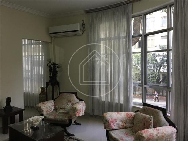 Apartamento à venda com 3 dormitórios em Copacabana, Rio de janeiro cod:863339 - Foto 4