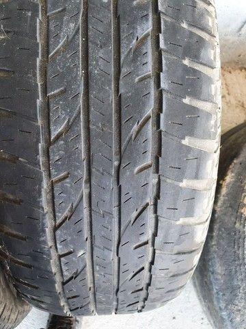 4 pneus   265/60/18