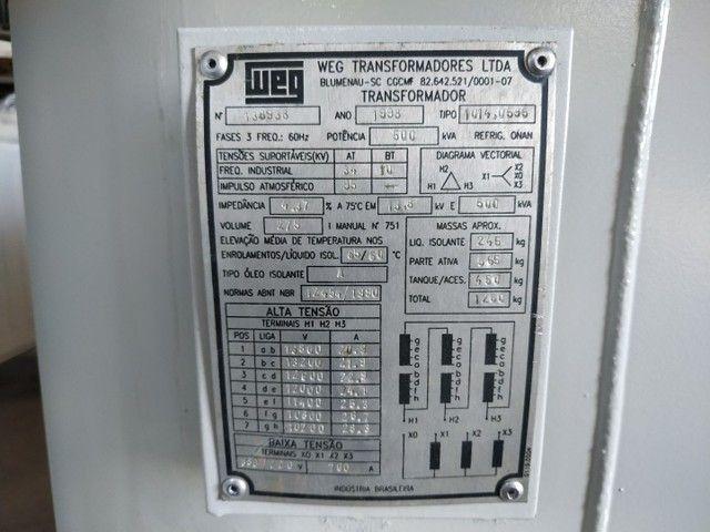Transformador de 500 kva  - Foto 5