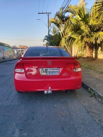 Civic Si Raridade na cor vermelho  - Foto 6