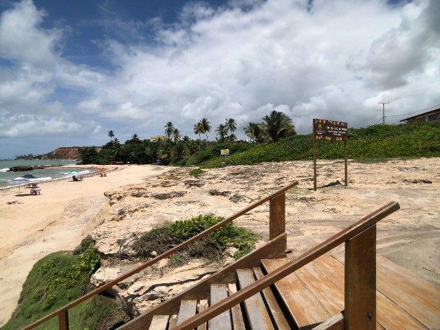 Terreno na praia Tabatinga II - A 150 metros do Mar - Posição Sul - Lote - Foto 14
