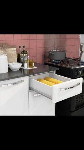 Cozinha completa de aço - Foto 2