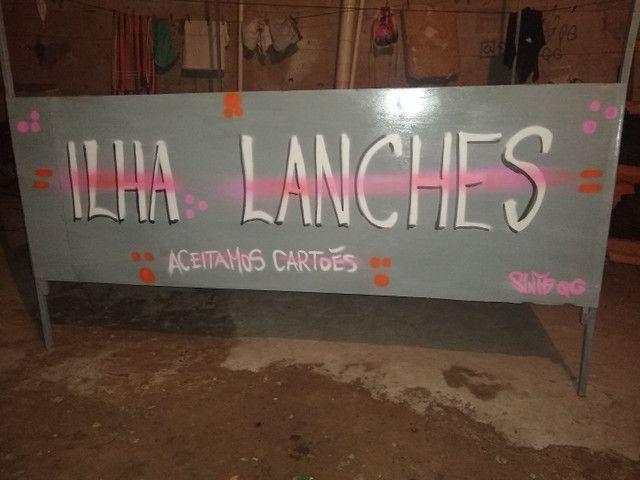 Barraca lanches
