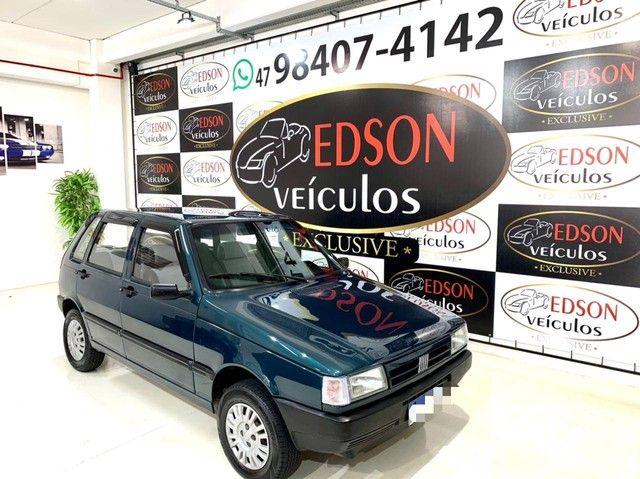 UNO 1993/1993 1.0 MILLE ELETRONIC 8V GASOLINA 4P MANUAL