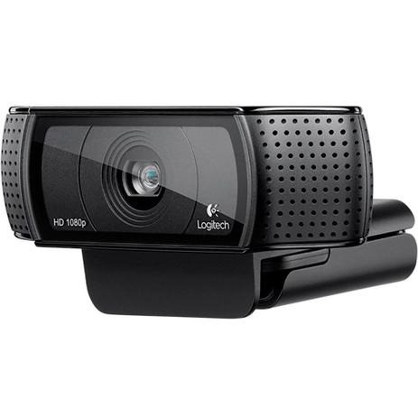 Webcam Full HD Logitech C920s com Microfone, 1080p Widescreen - Foto 2