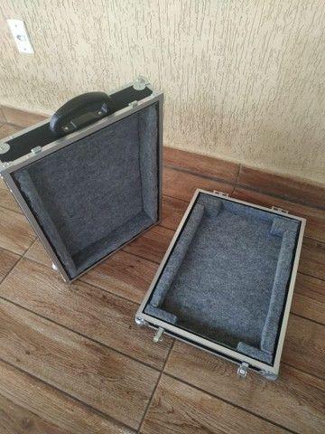 Fabrico case para audio,mesa de som,cdj,mixer,controladora,ddj,pipneer,dj - Foto 2