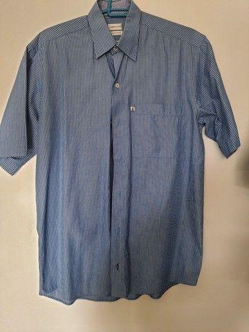 Camisas - Calças - Cintos - Blazer e Palitos. - Foto 4