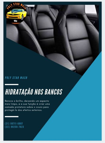 Estética Automotiva POLY Star Wash atendimento agendado em Iguaba Grande - Foto 2