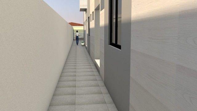 Casa com piscina em Nova Mangabeira, 02 quartos com suíte - Foto 3