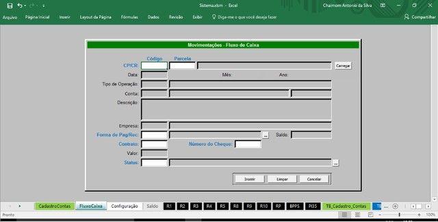 Excel Avançado (youtube.com/chaimom) - Foto 2