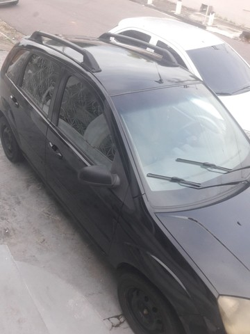 Vendo meu ford fiesta 2003 por 6.500.00 - Foto 5