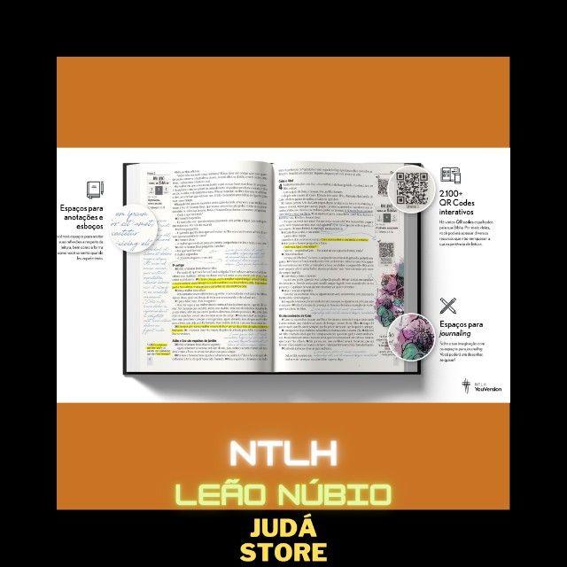 Bíblia Leão Núbio - Foto 5
