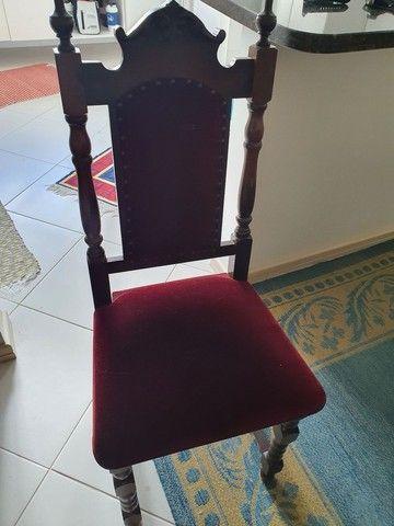 Jogo de Cadeiras Vintage - Foto 2