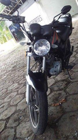 Moto Suzuki ( valor negociável) - Foto 3