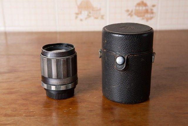 Kit 3 Cameras E 6 Lentes Pentax + Acessórios - Foto 5