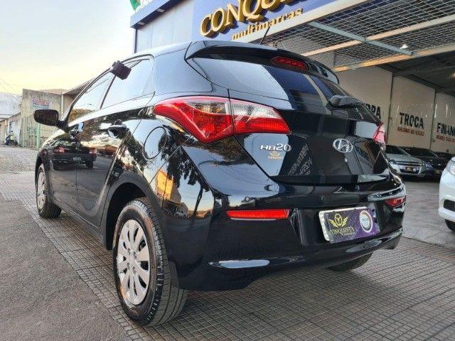 Hyundai HB20 1.0 Comfortplus - 2018 - Foto 8