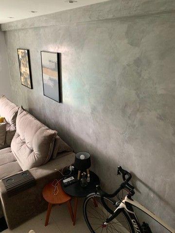 Cimento queimado projetado / R$ 120,00 , o Mts.  - Foto 2