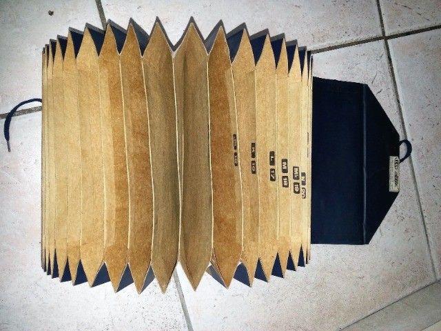 Arquivos de mesa tipo folow-up usados em bom estado - Foto 4