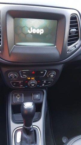 Jeep Compass 2.0 Sport (Aut) (Flex) 2018 - Foto 12