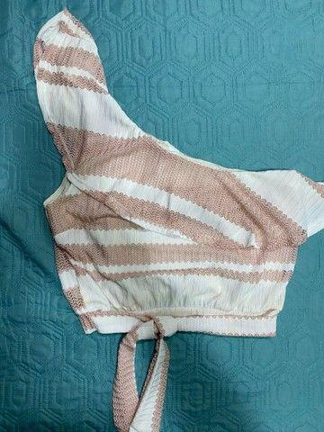 Kit de roupas usadas em bom estado  - Foto 2