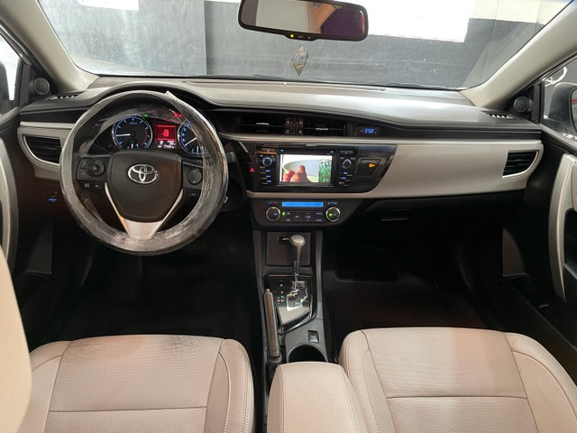 TOYOTA COROLLA 2.0 XEI 16V FLEX 4P AUTOMÁTICO 2015/2016 - Foto 7