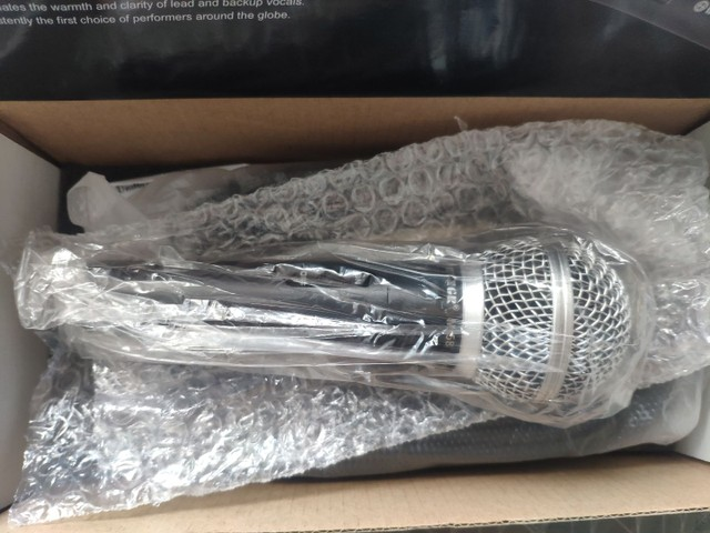 Microfones novos, na caixa, nunca usados - Foto 3