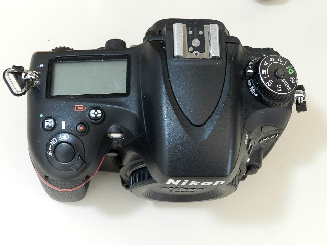 Câmera Profissional Usada Nikon D610  - Foto 5