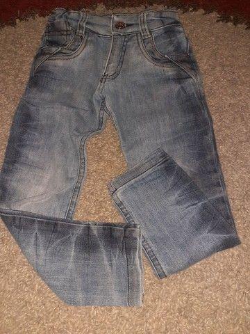 Calças jeans, Tam 4 - Foto 3