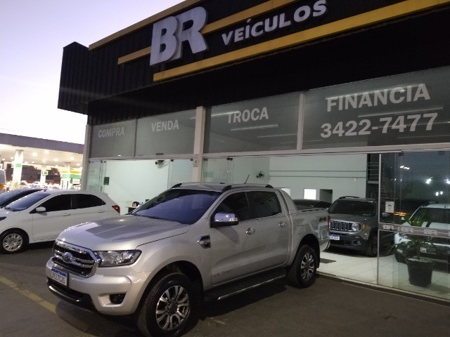 FORD RANGER LIMITED 3.2 DIESEL 4X4 AUTOMATICA 2020
