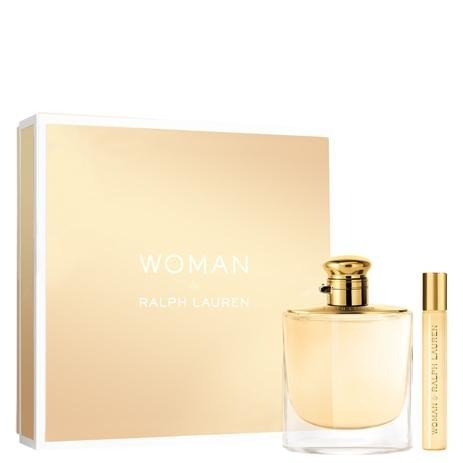 Perfume Feminino Woman EDP 100ml + Rollerball 10ml