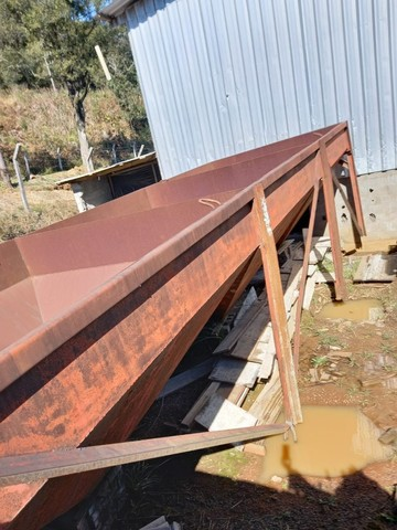 Venda de silo de ferro - Foto 2