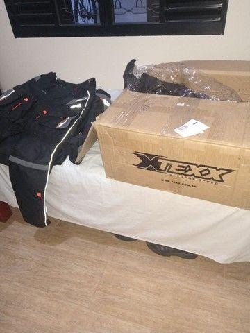 Vendo conjunto Texx Armor