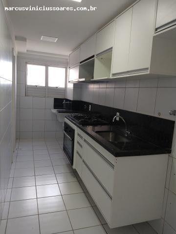 Apartamento para Venda em Lauro de Freitas, Buraquinho, 3 dormitórios, 1 suíte, 2 banheiro - Foto 16