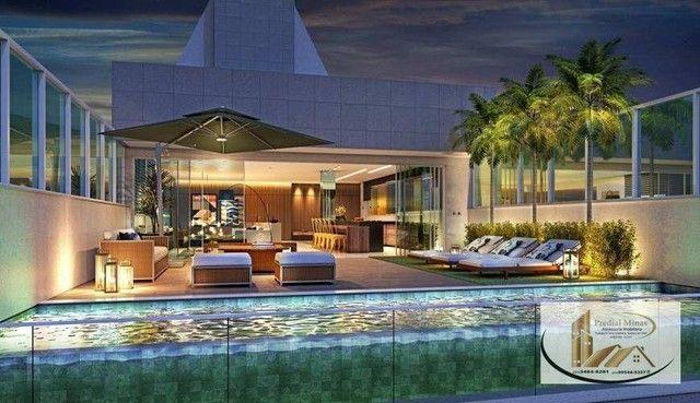 Apartamento com 4 dormitórios à venda, 175 m² por R$ 2.995.000,00 - Santo Agostinho - Belo