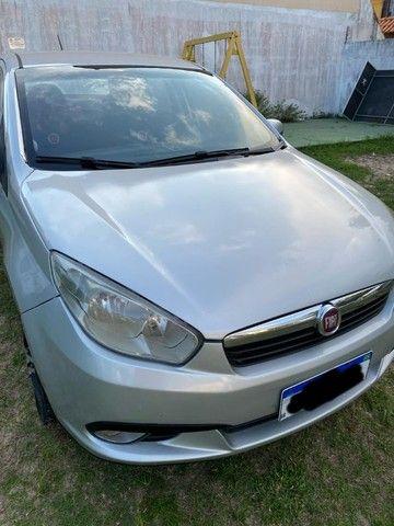 Grand Siena 2013 Com GNV