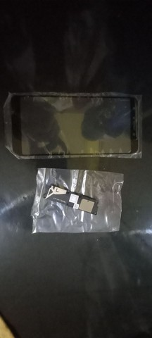 Tela Asus zenfone5 selfie pro lite zc600kL e alto-falante speaker áudio   - Foto 2