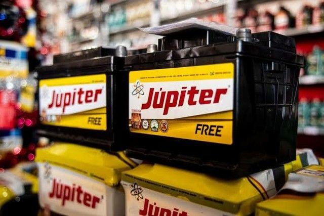 Baterias Júpiter novas