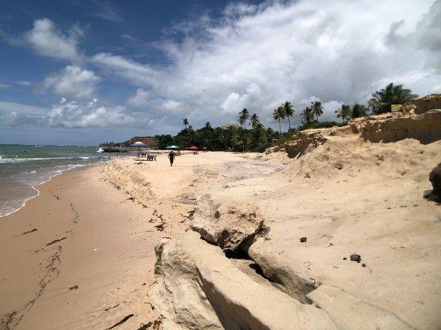 Terreno na praia Tabatinga II - A 150 metros do Mar - Posição Sul - Lote - Foto 10