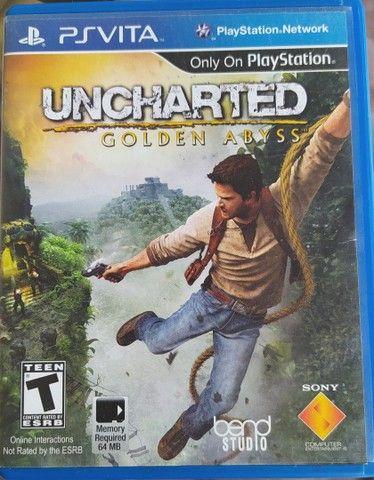 Jogo PS Vita UNCHARTED