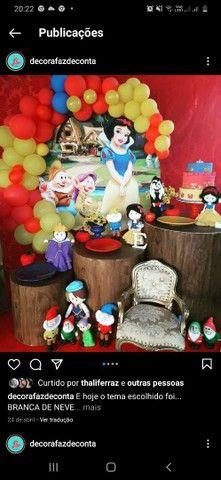 ?PROMOÇÃO FAZ DE CONTA DECORA -Decoração de Festas - Foto 4