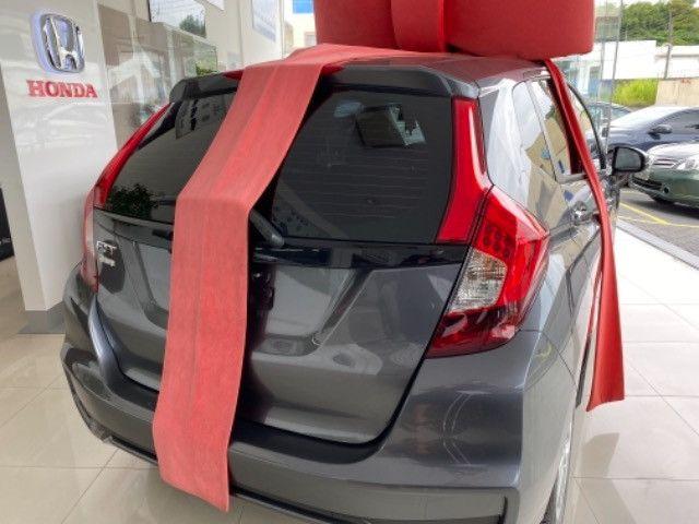 Honda fit zero emplacado 2020 - Foto 6