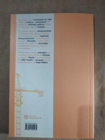 Livro - Licitações E Contratos Administrativos - Foto 3