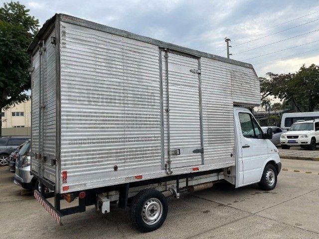Sprinter 313 Cdi Bau alto e longo DH entrada R$ 4990,00 + 48 X via financeira  - Foto 10