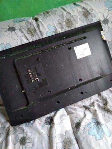 SmartTv Samsung 32' quebrada pra vender - Foto 3